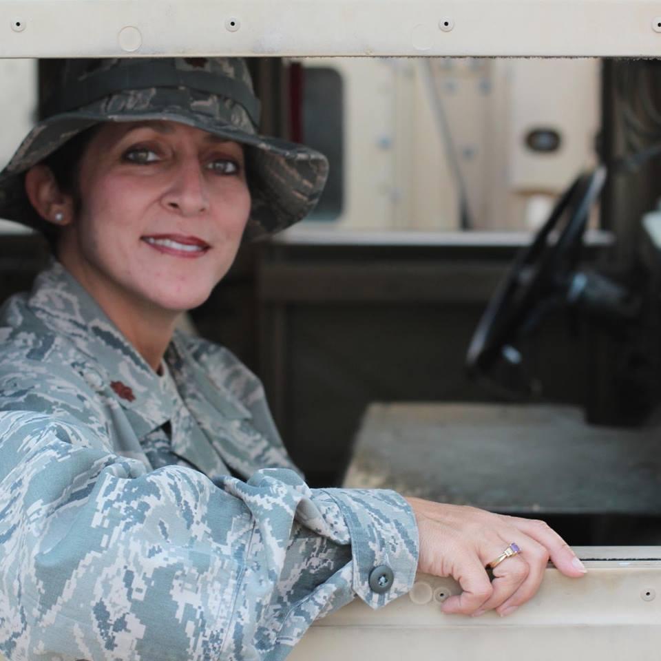Jackie military