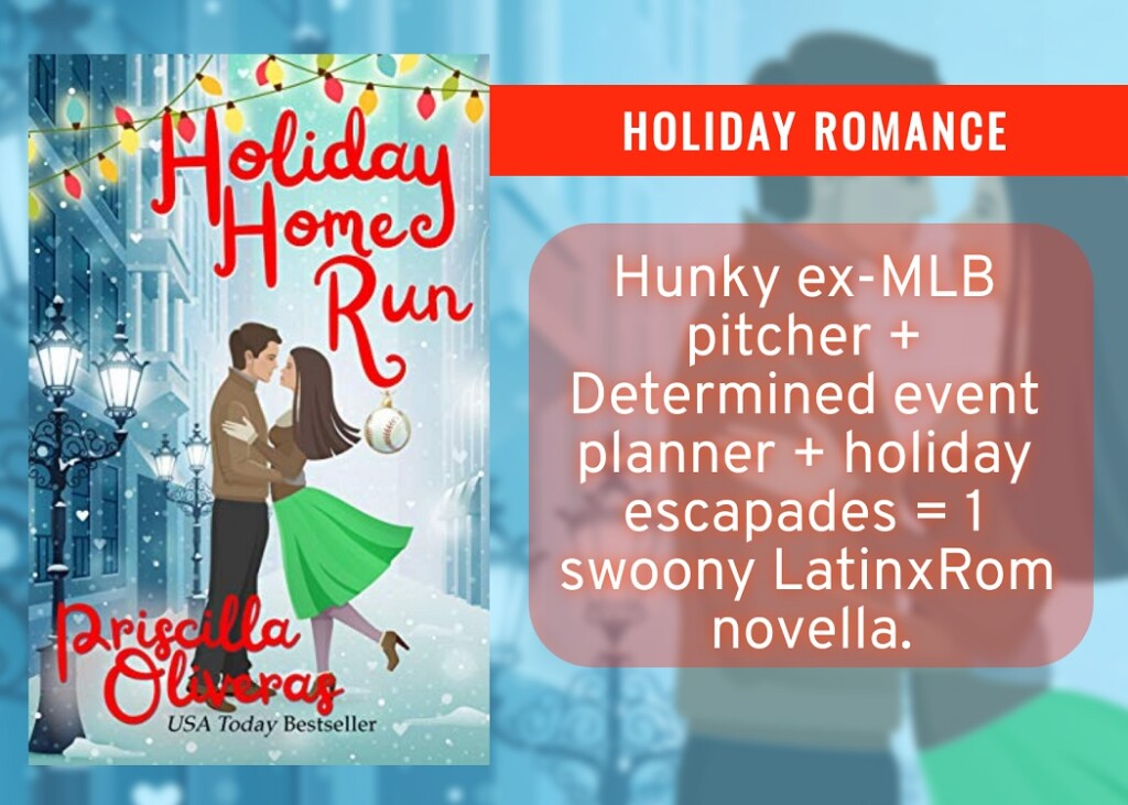 Holiday Home Run holiday romance with blurb