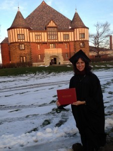 Earning my MFA from Seton Hill University
