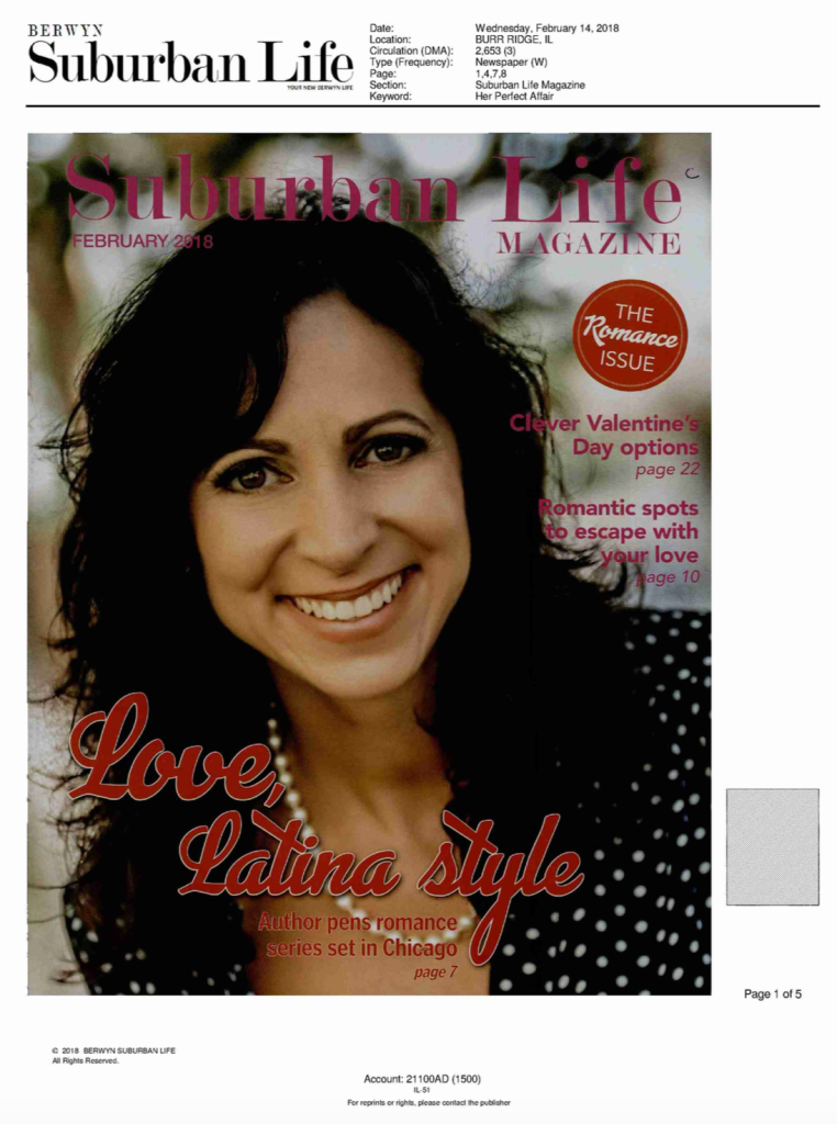 Suburban Life Magazine Feb 2018 Cover
